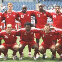 Canada GCup team med
