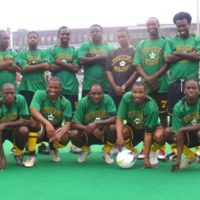 Jamaica Invitational team